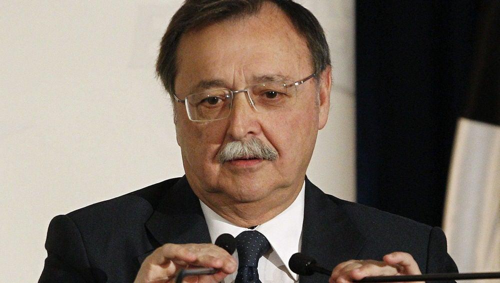 El presidente de Ceuta, Juan Jesús Vivas