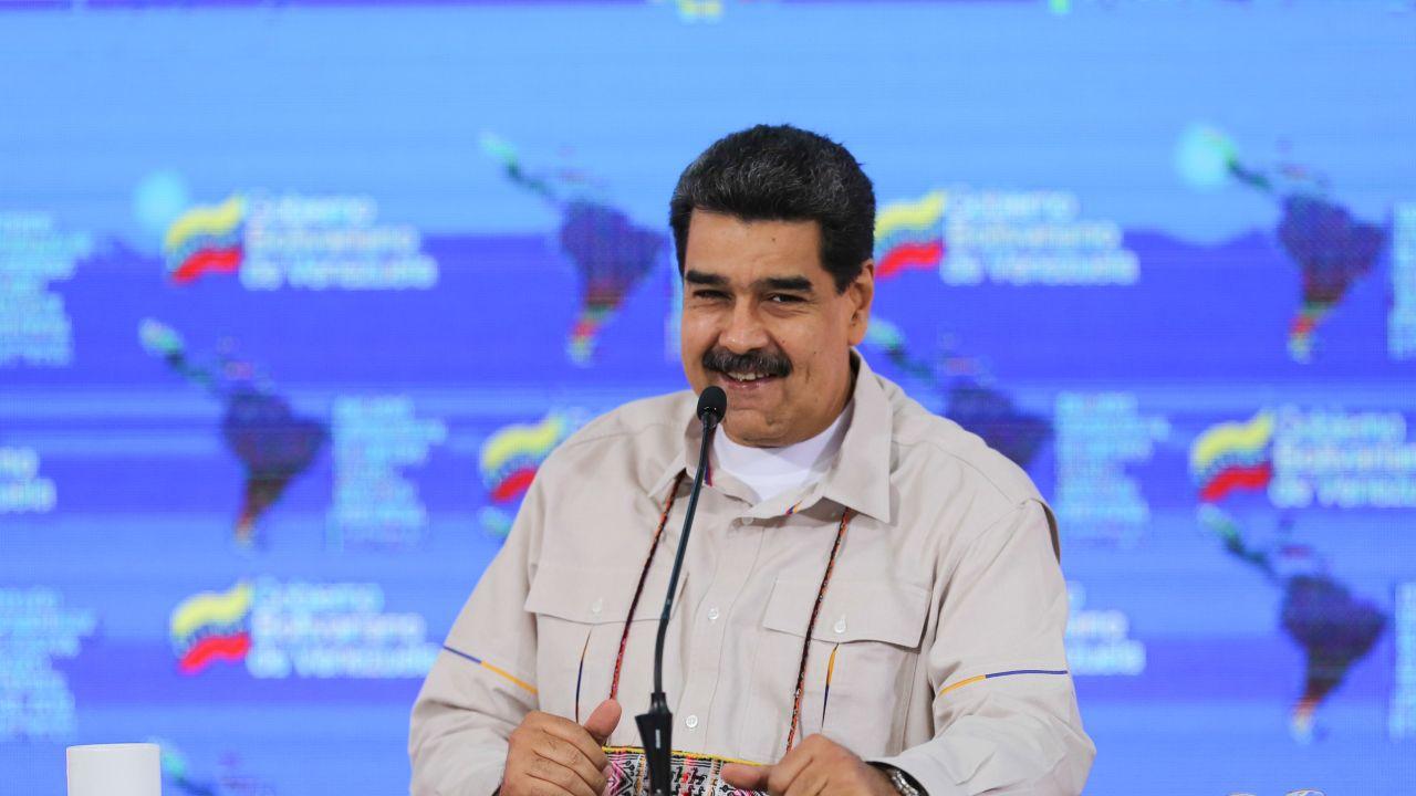 Maduro Ordena La Reapertura De Los Pasos Fronterizos Que
