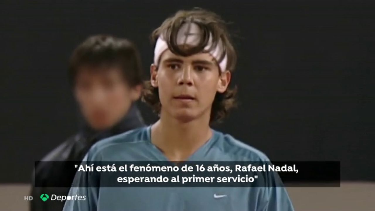 El Emocionante Vídeo De Rafa Nadal Tras Ganar Roland