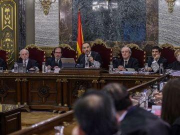 """Los acusados vuelven a intervenir en la última semana del juicio del """"procés"""""""