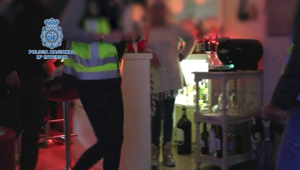 Liberadas ocho mujeres que estaban siendo explotadas sexualmente en un chalé en Marbella