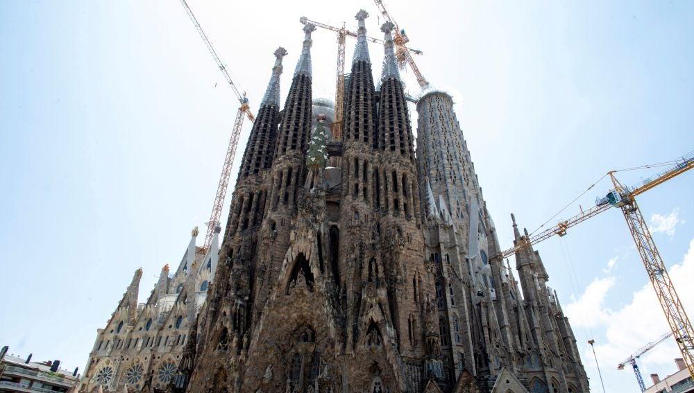 El Ayuntamiento de Barcelona ha regularizado las obras del templo de la Sagrada Familia