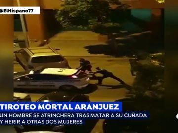 Mata a tiros a su cuñada y hiere a otras dos mujeres en un tiroteo en Aranjuez