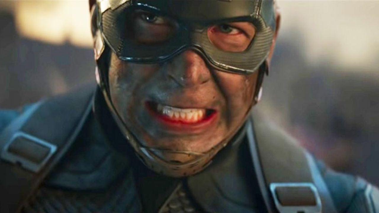 Demasiado fuerte: La perturbadora imagen de Capitán América (Chris Evans) con tanto músculo que parece que va a estallar el traje
