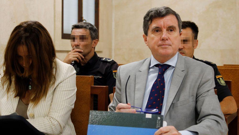 El expresidente del Govern balear Jaume Matas
