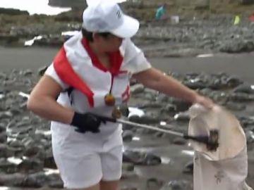 Récord de voluntarios contra el plástico