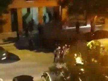 El vídeo del tiroteo en Aranjuez que deja una mujer muerta: una ruptura de pareja, posible causa del crimen