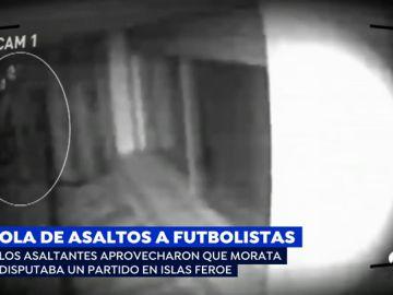 La policía investiga al servicio de la casa de Morata tras el robo en el hogar del futbolista
