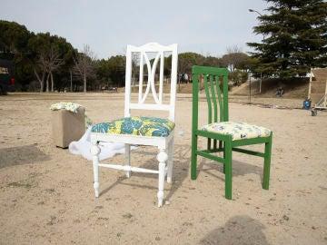Los consejos de Carolina Castedo: ¿Cómo restaurar una silla, sillón o sofá con un perfecto tapizado?