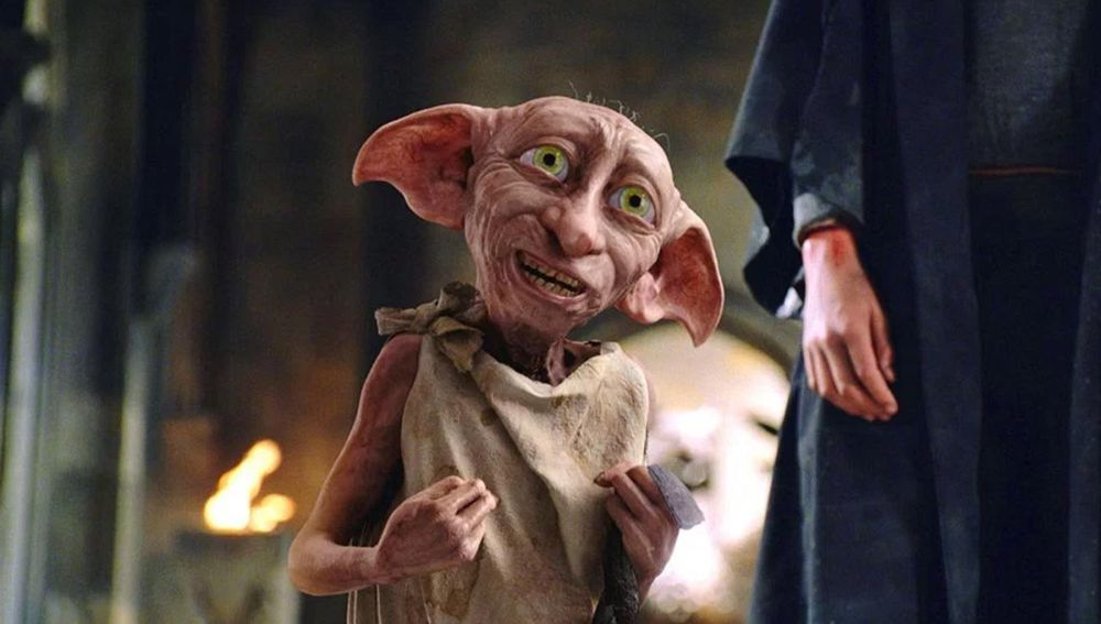 Dobby en 'Harry Potter'