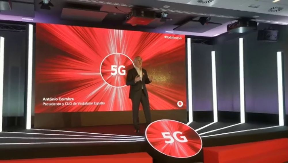 Vodafone implanta la tecnología 5G en España