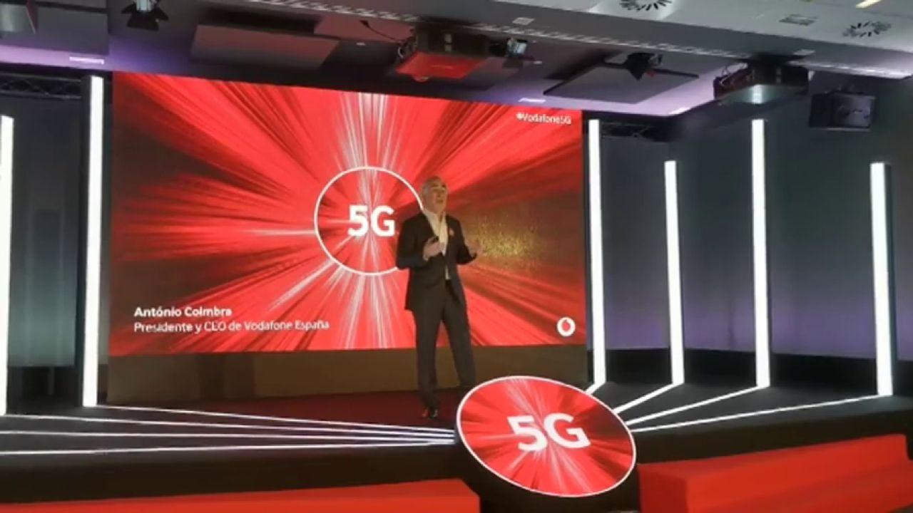 5G: Vodafone Implanta La Tecnología 5G En España