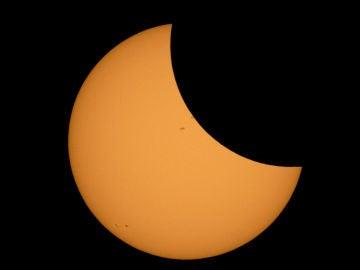 Un eclipse solar 21-08-2017