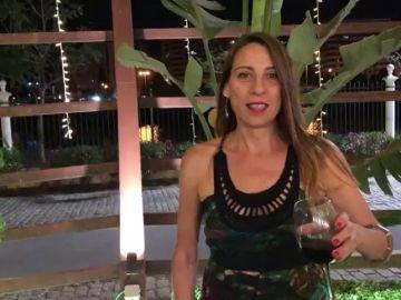 Antonia Gómez se despide de 'Allí abajo'