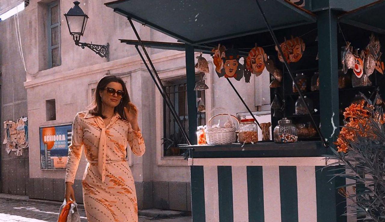 Adriana Torrebejano es Lourdes Ordóñez en la octava temporada de 'Amar es para siempre'