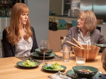 Nicole Kidman y Meryl Streep en 'Big Little Lies'