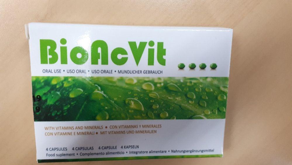 Retiran complementos alimenticios por llevar el principio activo de la Viagraa