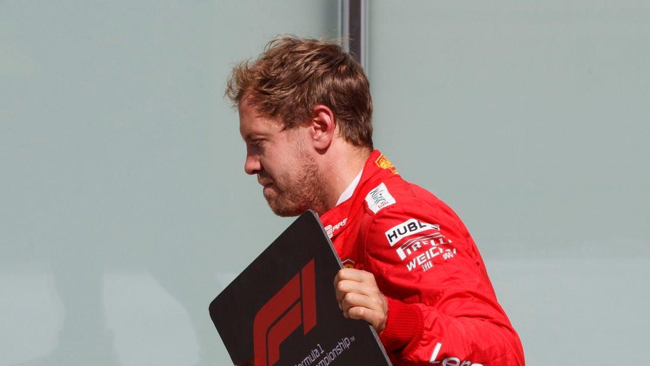 GP Canadá F1 2019: Ferrari Apelará La Sanción A Vettel Que