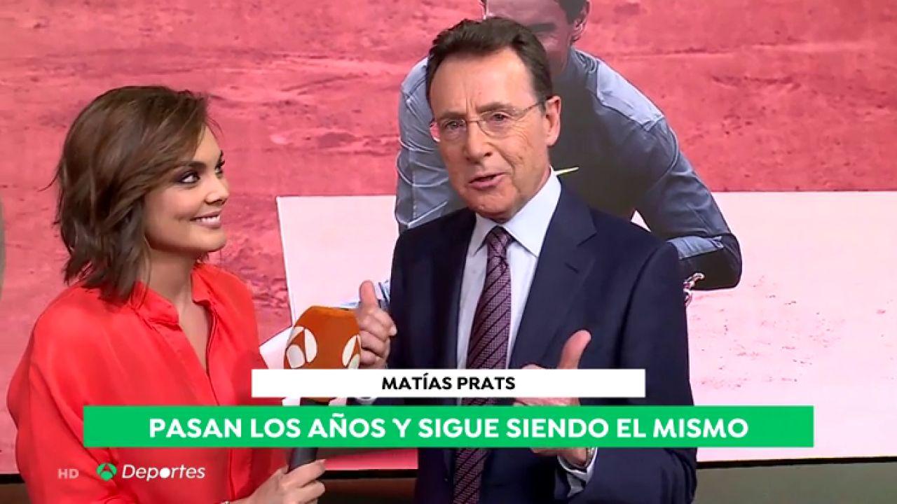 """Rafa Nadal Deja Sin Palabras A Antena 3 Noticias: """"El"""