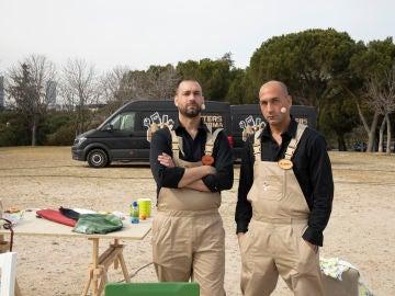 El jurado de 'Masters de la reforma' repesca a los gemelos Albert e Iván