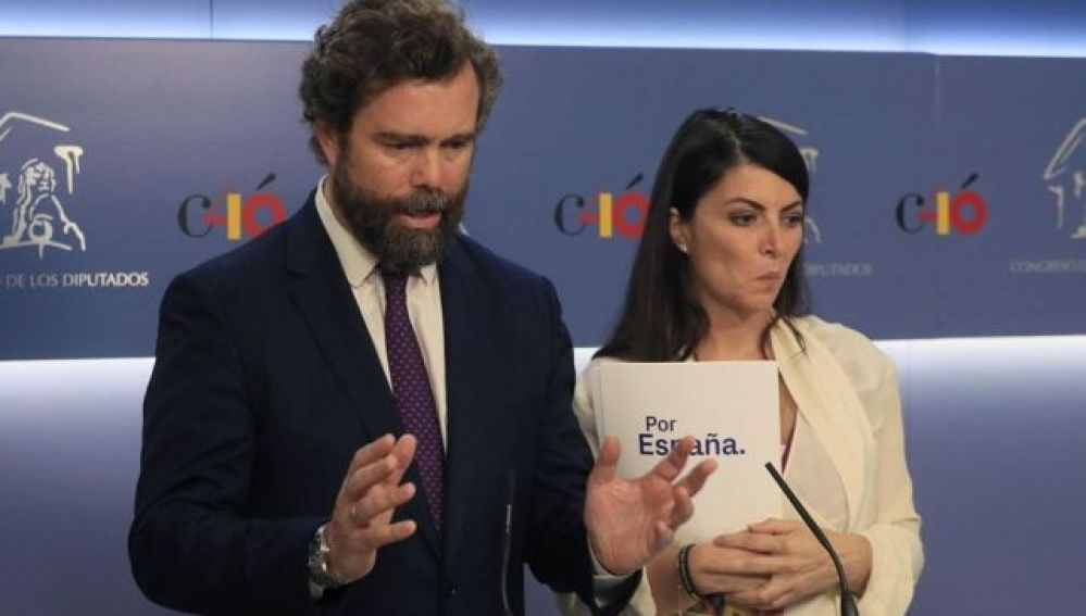 Comparecencia de Espinosa de los Monteros en el Congreso