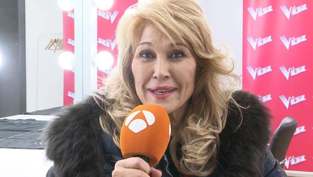 """Helena Bianco: """"La recta final de 'La Voz Senior' la encaro como un cóctel de sensaciones"""""""