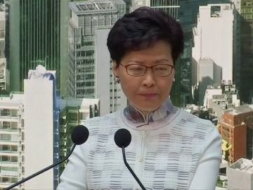 Hong Kong suspende temporalmente la polémica propuesta de ley de extradición a China