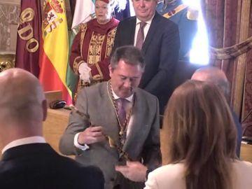 El socialista, Juan Espadas, revalida su cargo como alcalde de Sevilla