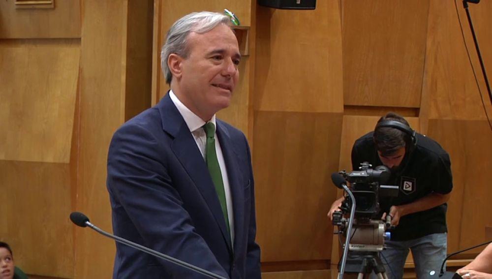 El PP consigue la alcaldía de Zaragoza con la misma fórmula que en Madrid
