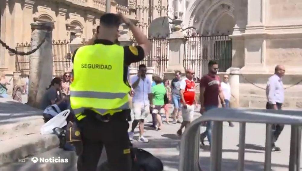 Blindaje sin precedentes en Sevilla por la boda del año entre Pilar Rubio y Sergio Ramos