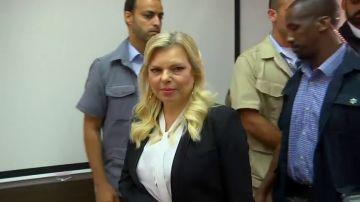 Sara Netanyahu declarada culpable de malversación de fondos públicos