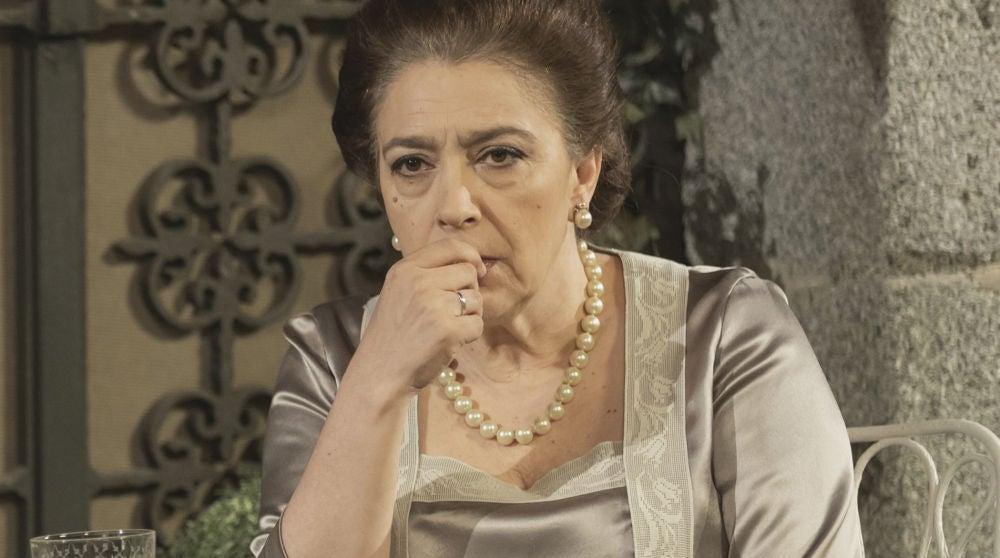 Francisca no da tregua y planea su nueva venganza contra Carmelo y Severo