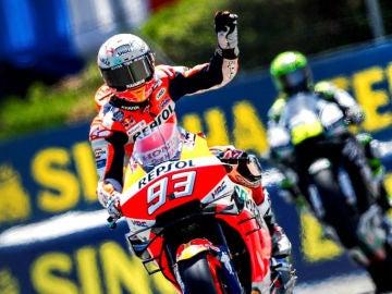 LaSexta Deportes (16-06-19) Marc Márquez gana en Cataluña y aumenta su ventaja en el Mundial de MotoGP