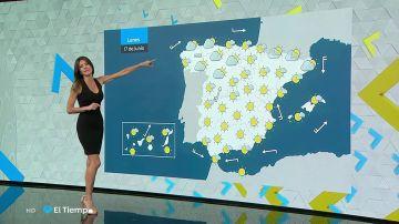 La semana arranca con sol y tiempo estable en todo el país