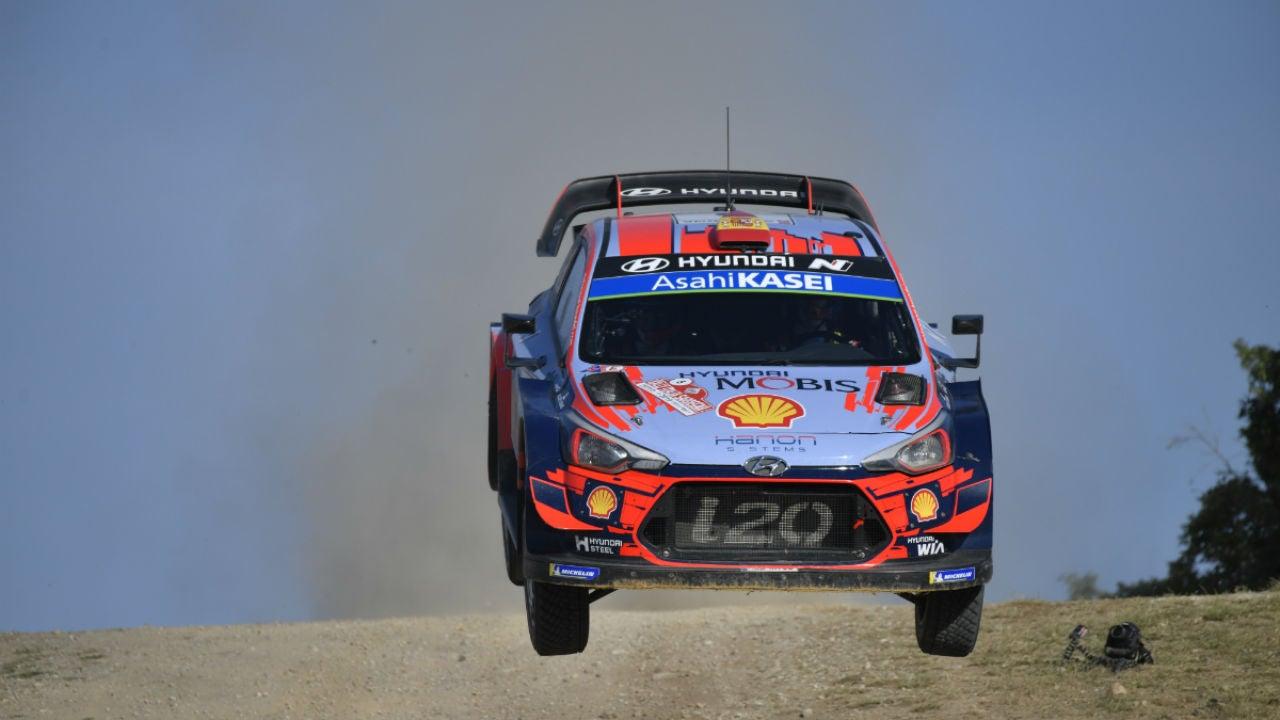 Dani Sordo Logra La Victoria En El Rally De Italia-Cerdeña