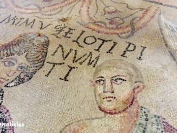 El mosaico romano más importante del mundo abrirá sus puertas al público en pocos meses