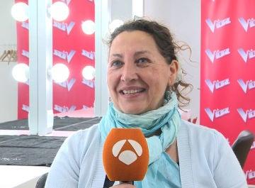 """Enriqueta Caballero: """"De Pablo López me llevo mucho cariño y muchos buenos consejos"""""""