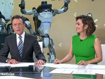 El chiste de Matías Prats sobre los robots y sus torni
