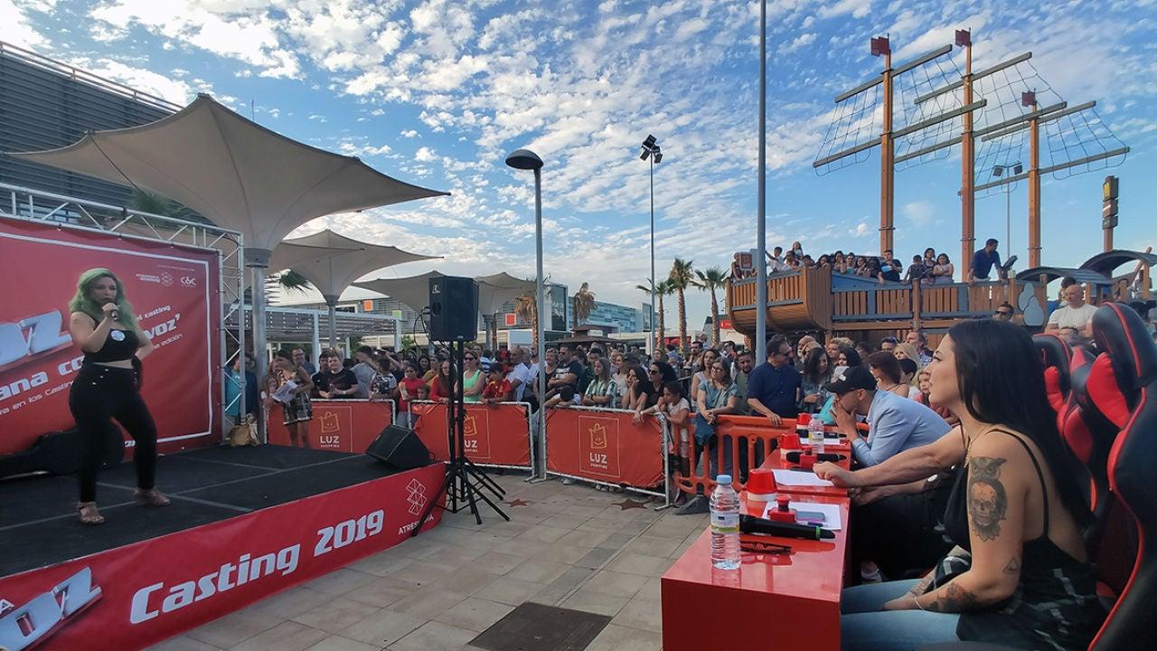 Nueva Ganadora Del Casting Gana Con Tu Voz En Cádiz