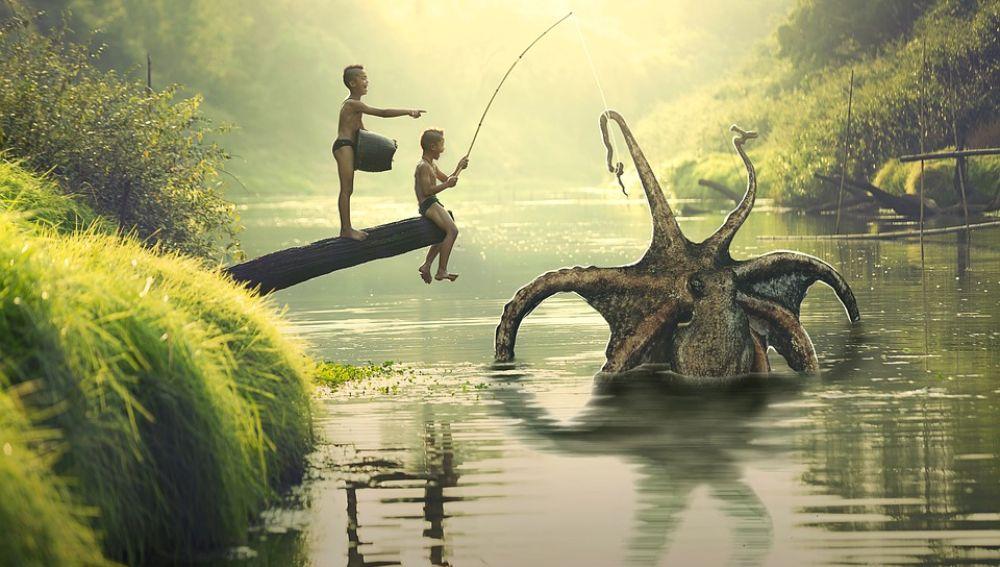 Monstruo del lago