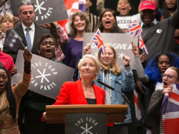Emma Thompson en 'Years and years'