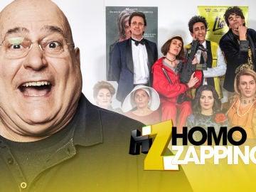 La curiosa relación de Xavi Garriga con 'Homo Zapping'