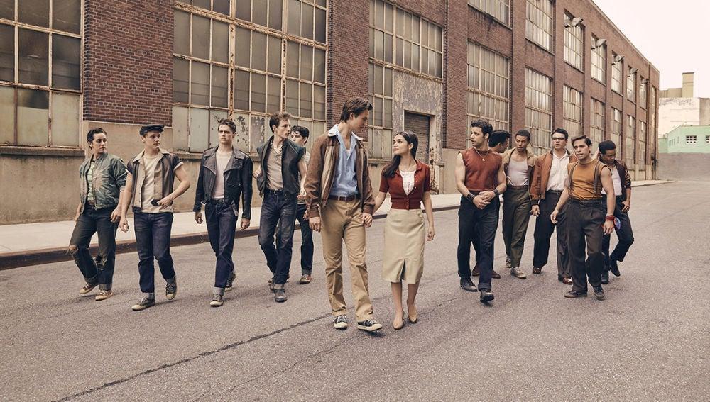 Primera imagen oficial de 'West Side Story'