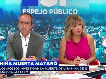 Alfonso Egea, periodista de Espejo Público.
