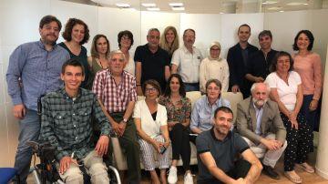 El grupo municipal de Mas Madrid