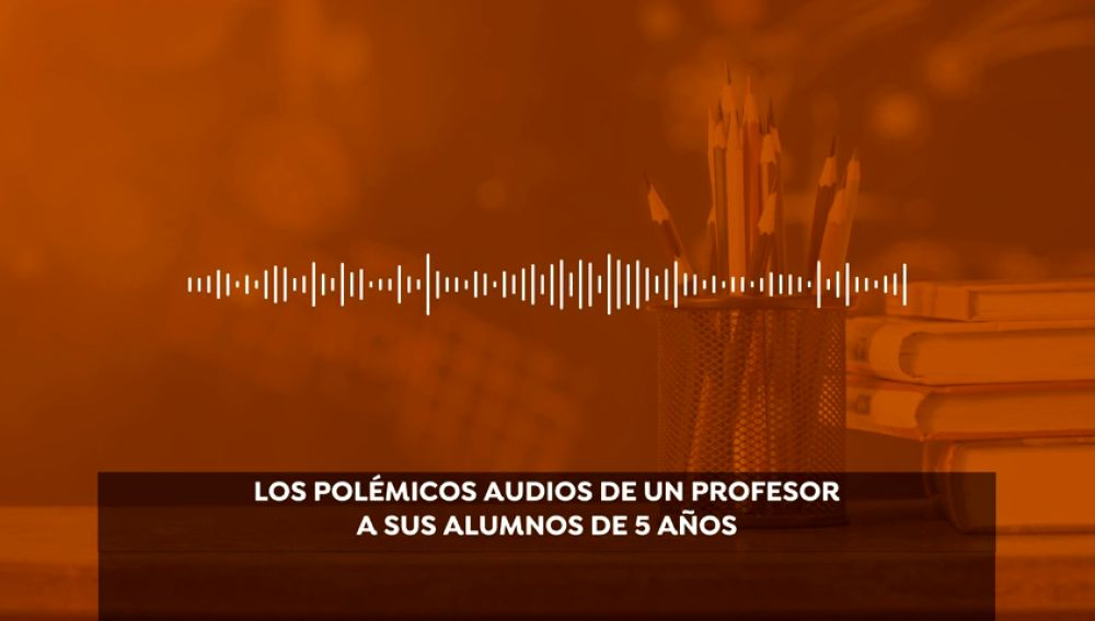 Los audios grabados a un profesor de Huelva para denunciar el trato dado a los alumnos