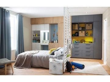 Atrévete a cambiar tu armario y elige el que más se adapte a tu estilo
