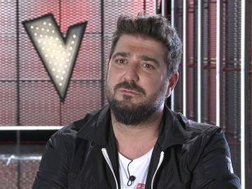 """Antonio Orozco: """"La cualidad que destaca de Juan Mena y Marcelo Gómez es la profesionalidad"""""""