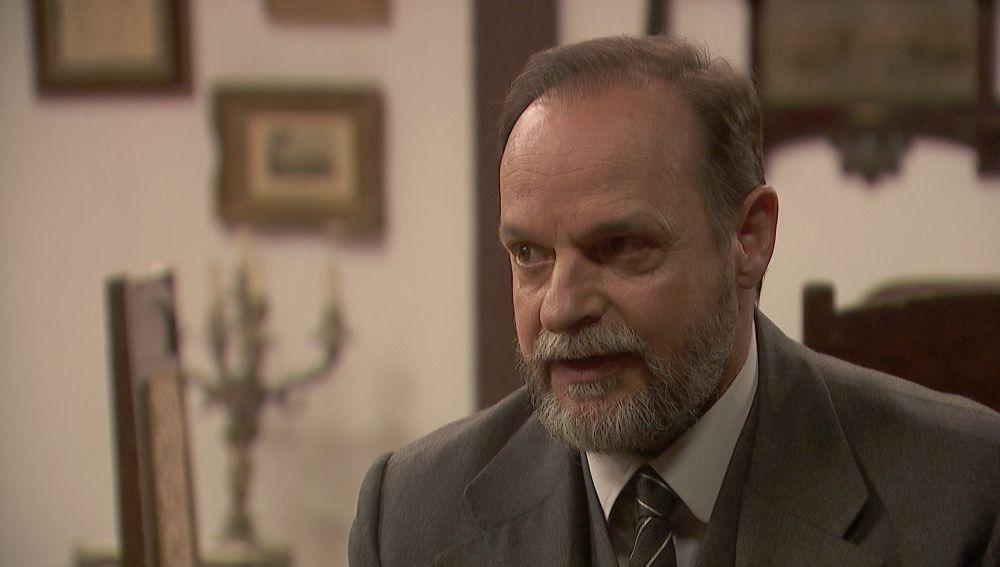 Raimundo destapa al responsable de la guerra entre Francisca y Severo