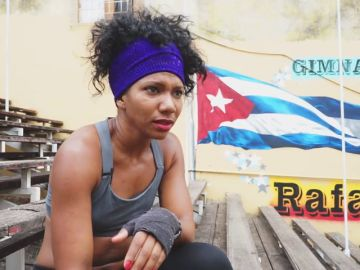 "La boxeadora cubana Idamelys Moreno pelea porque la dejen boxear: ""Espero poder representar a mi país"""